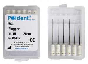 Plugger Poldent 15/25mm